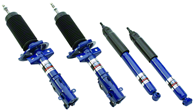 Ford Racing Adjustable Shock & Strut Kit (05-14 GT, GT500)
