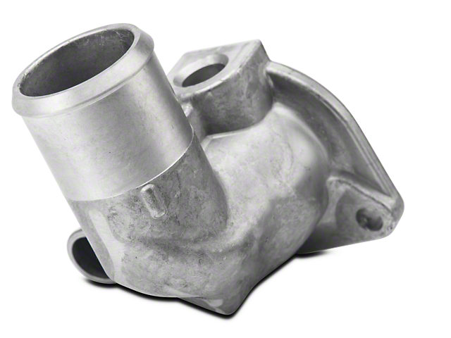 Ford Performance 90 Degree Thermostat Housing (79-95 5.0L, 5.8L)