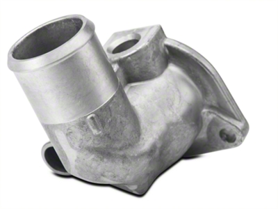 Ford Racing 90 Degree Thermostat Housing (79-95 5.0L, 5.8L)
