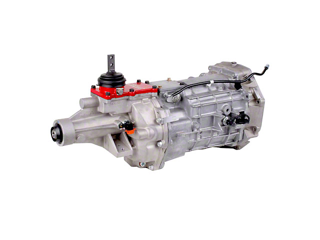 Ford Performance TREMEC T56 6-Speed Transmission - 2.66 1st Gear
