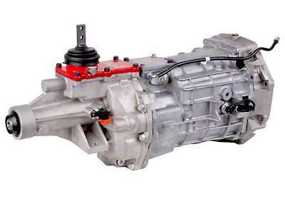 Ford Racing TREMEC T56 6-Speed Transmission - 2.66 1st Gear