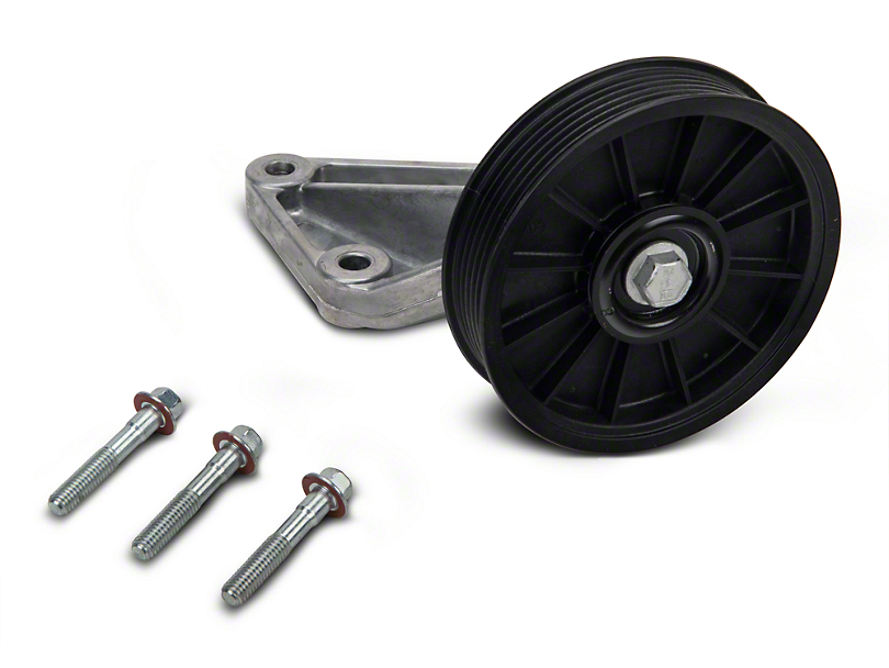 Ford Performance A/C Compressor Delete (96-10 GT; 96-04 Cobra, Mach 1)