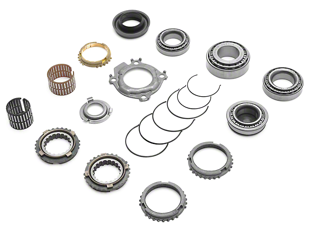 Ford Performance T-5 Rebuild Kit (85-95 5.0L, 94-00 V6)