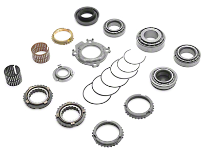 Ford Racing T-5 Rebuild Kit (85-95 5.0L, 94-00 V6)