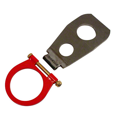 Ford Racing Front Tow Ring Kit (13-14 GT, BOSS)