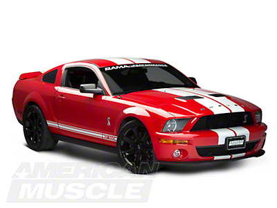 Ford Racing GT500 Hood - Unpainted (07-09 GT500)