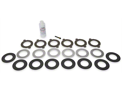 Ford Racing Traction - LOK Rebuild Kit - 8.8in (86-04 V8)