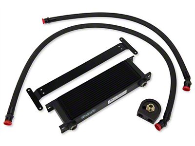 Ford Racing BOSS 302 Heavy Duty Engine Oil Cooler Kit (11-14 GT; 12-13 BOSS)