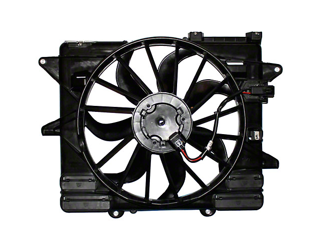 Ford Performance SVT Performance Cooling Fan (05-14 GT, GT500)