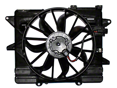 Ford Racing SVT Performance Cooling Fan (05-14 GT, GT500)