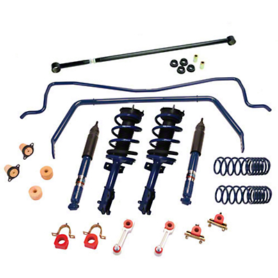 Ford Racing Assembled Adjustable Handling Pack - Coupe (05-14 GT)