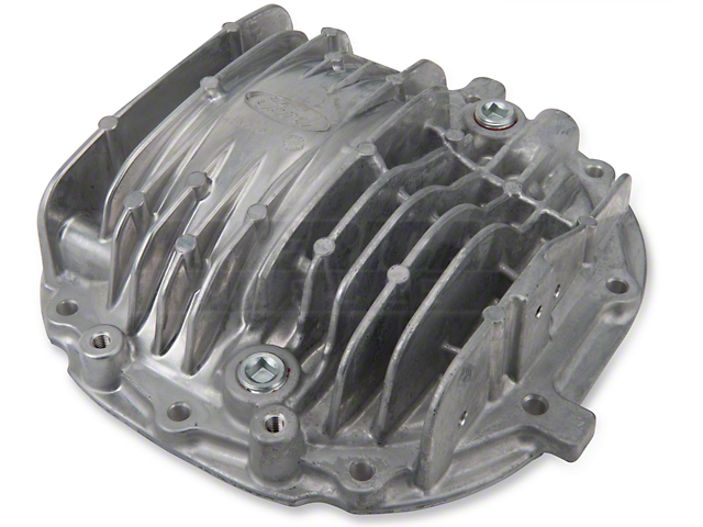 Ford Racing Finned Differential Cover - 8.8 in. (86-14 V8; 11-14 V6, Excludes IRS)