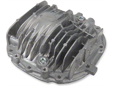 Ford Racing Finned Differential Cover - 8.8in (86-14 V8; 11-14 V6, Excludes IRS)