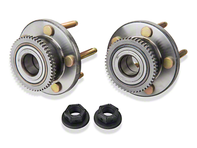 Ford Racing Front Hub Kit w/ 3 in. ARP Studs (05-14 All)