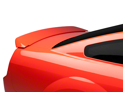 Ford Racing Shelby GT500 Rear Spoiler - Unpainted (05-09 All)