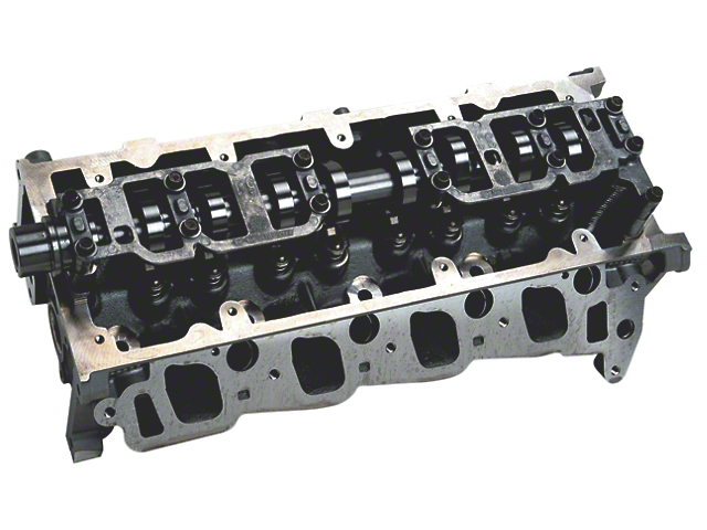 Ford Racing 4.6L 2V PI Cylinder Head - Right Hand (99-04 GT)