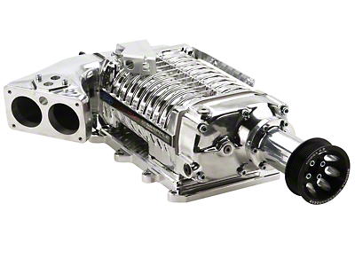 Ford Racing Supercharger Upgrade Kit - Polished (03-04 Cobra)