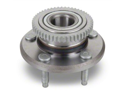 opr replacement mustang front wheel bearing and hub. Black Bedroom Furniture Sets. Home Design Ideas