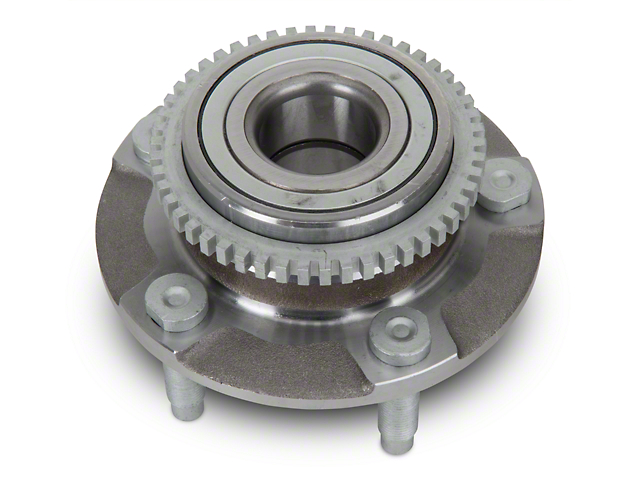 Replacement Front Wheel Bearing and Hub Assembly w/ ABS Ring (94-04 All)