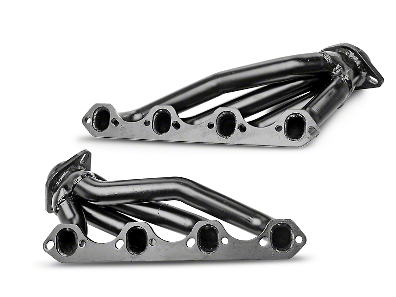 PaceSetter Black Shorty Headers (86-93 5.0L)