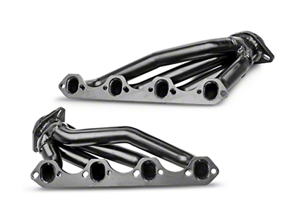 Pace Setter Black Shorty Headers (86-93 5.0L)