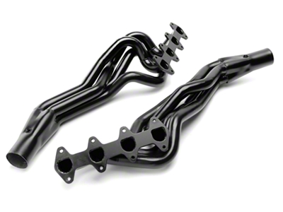 PaceSetter Black Long Tube Headers (05-10 GT)