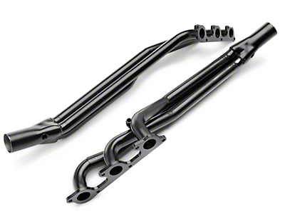 Pace Setter Black Long Tube Headers (05-10 V6)