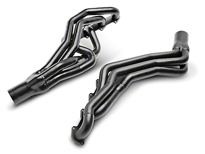 PaceSetter Black Long Tube Headers (96-04 GT)