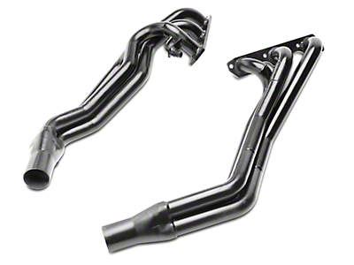 Pace Setter Black Long Tube Headers - Manual (01-04 V6)
