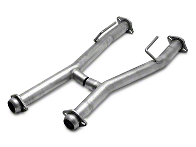 Pace Setter Offroad H-Pipe (79-93 5.0L w/ Long Tube Headers)