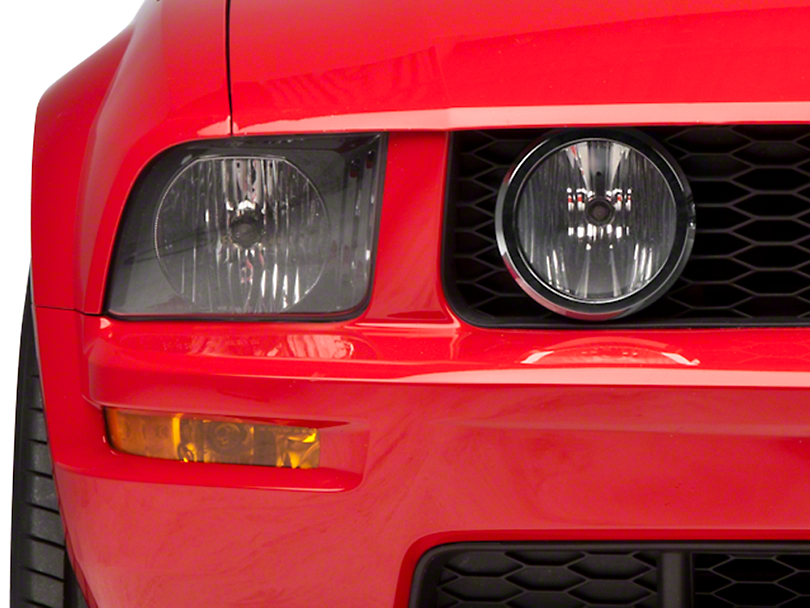 Chrome Fog Light Trim (05-09 GT)