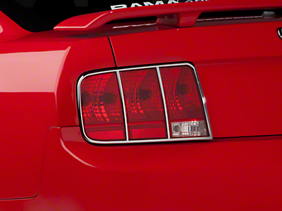 Brake Light Dress-up Kit - Chrome (05-09 All)