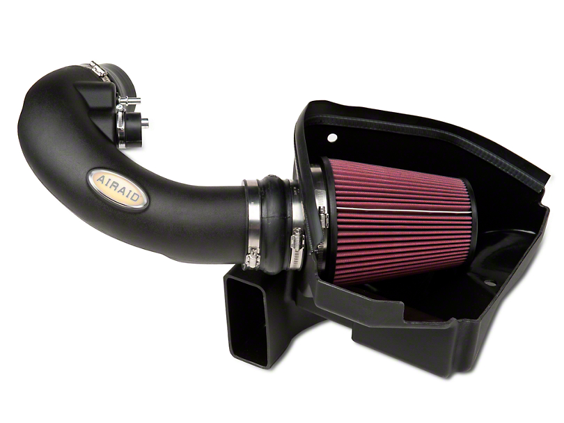 Airaid Cold Air Intake - Synthaflow Oiled Filter (11-14 GT)