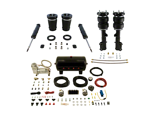 Airlift Suspension Kit - Manual (05-14 All)
