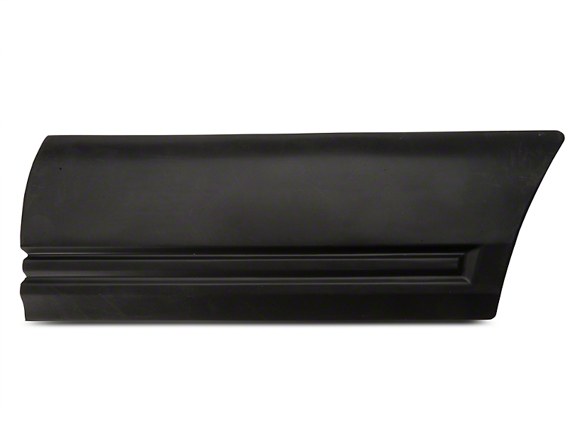 Right Side Fender Body Molding - Rear (85-86 All)