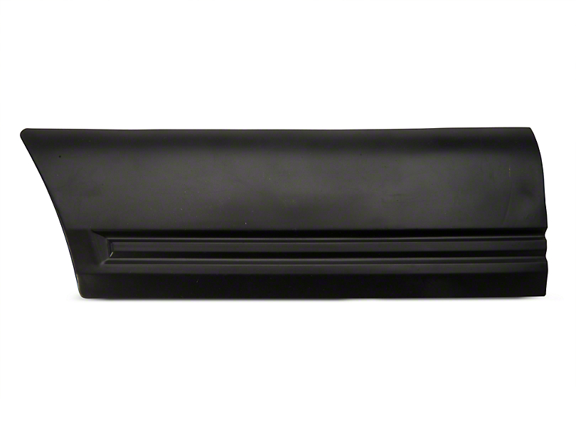 Right Side Quarter Body Molding - Front (85-86 LX)
