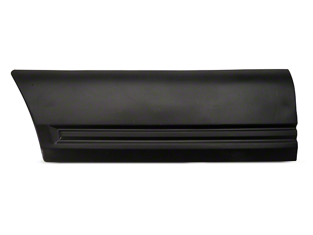 OPR Right Side Quarter Body Molding - Front (85-86 LX)