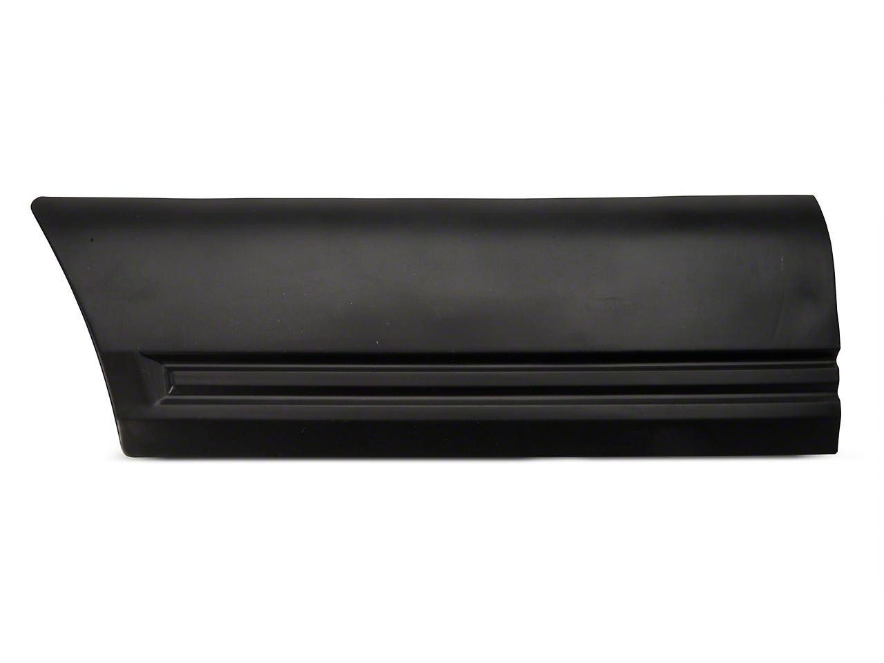 RH Quarter Body Molding - Front (85-86 LX)