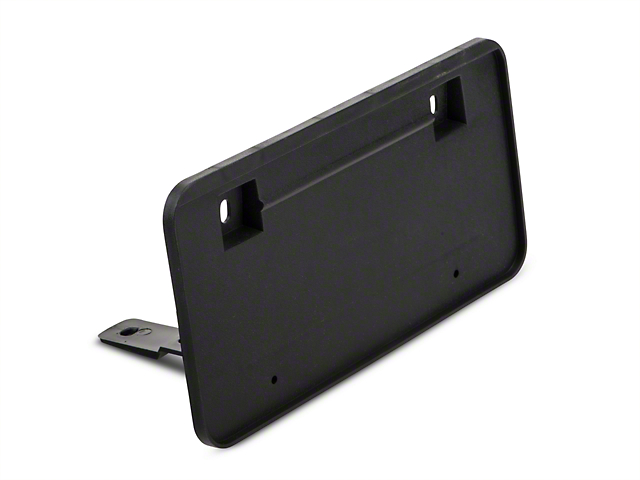 OPR Front License Plate Bracket (85-86 All; 87-93 LX)