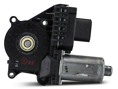 Power Window Motor - Front Driver Side (05-09 All; 10 GT, GT500)