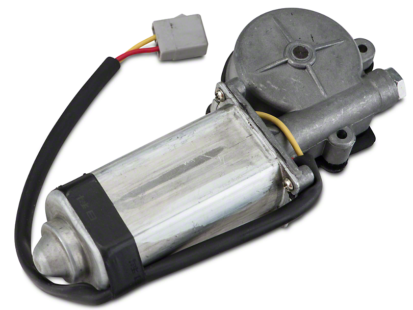Power Window Motor - Passenger Side (80-93 All)