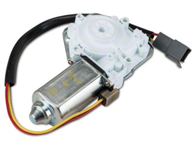 Add Power Window Motor Front/Rear Driver Side (94-04 All)