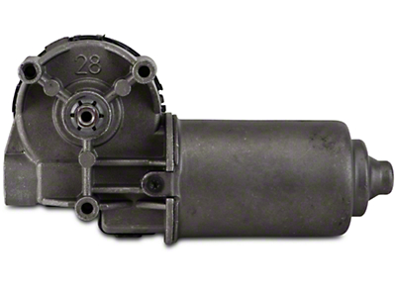 Windshield Wiper Motor - w/o Speed Sensitive Wipers (05-07 All)