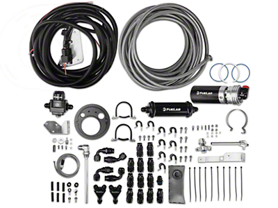 Fuelab Direct Fit Total Fuel System Kit - 1000 HP (05-09 GT)