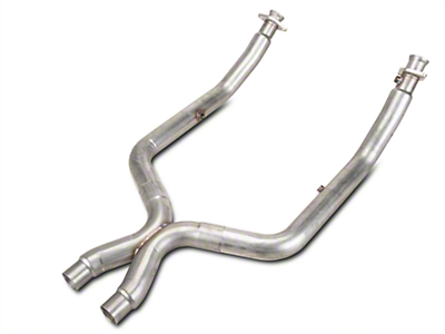 Stainless Works Off-Road X-Pipe (07-10 GT500)