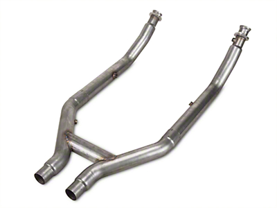 Stainless Works Off-Road H-Pipe (07-10 GT500)