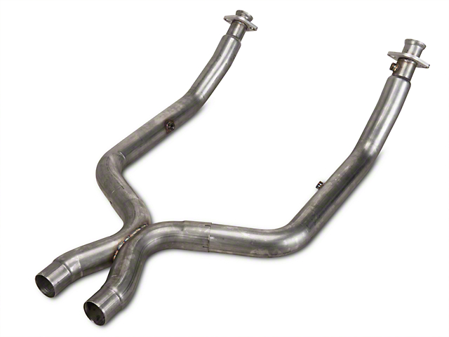 Stainless Works Off-Road X-Pipe (11-14 GT500)