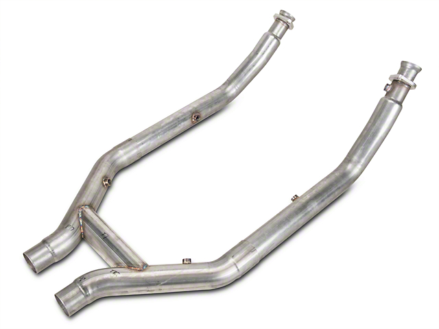 Stainless Works Off-Road H-Pipe (11-14 GT500)