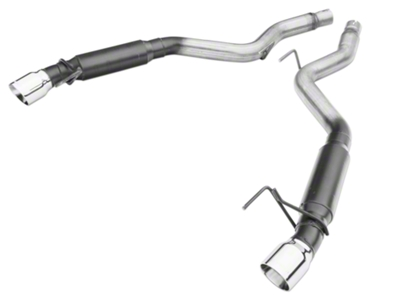Flowmaster Outlaw Series Axle-Back Exhaust - Fastback (2015 GT)