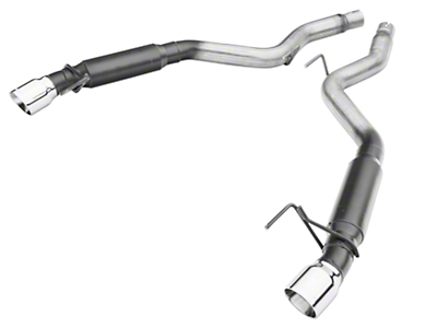 Flowmaster Outlaw Series Axle-Back Exhaust - Fastback (15-16 GT)